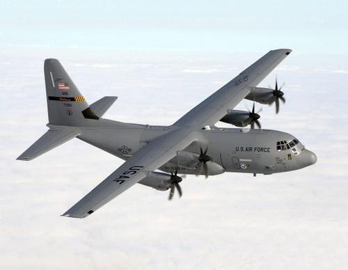 """Lam """"xuoc son"""" C-130J, hai phi cong Israel phai ngoi tu"""