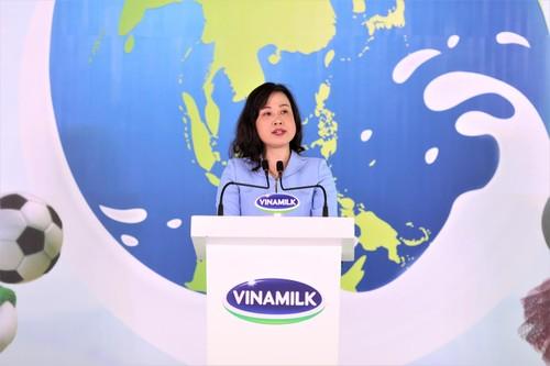 "Vinamilk dong hanh huong ung chuong trinh ""Ngay Sua the gioi""-Hinh-2"