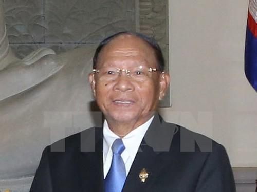 Chu tich Quoc hoi Campuchia se tham huu nghi chinh thuc Viet Nam