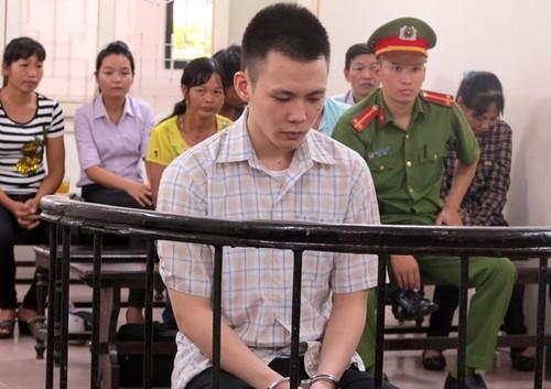 Chang cong an mat mang sau loi thu nhan cua nguoi yeu