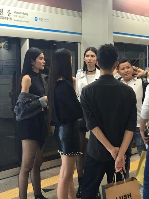 Vietnam's Next Top Model lo ket qua top 3 vao chung ket?