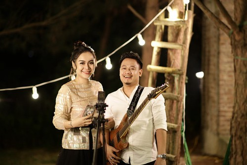 """Vu Hanh Nguyen: """"Nguoi yeu toi khong duoc om eo bat cu ai"""""""