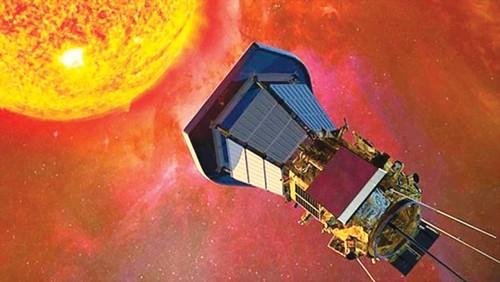 NASA cong bo du an kham pha Mat troi