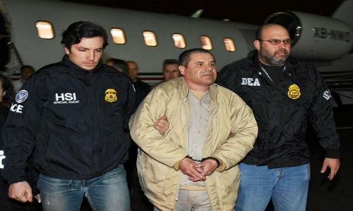 Trum ma tuy El Chapo xo kham nha tu kinh hoang nhat the gioi