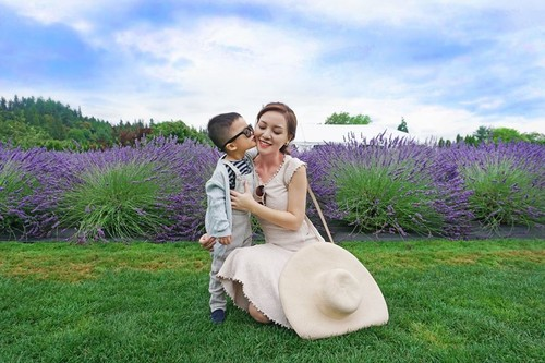 Beauty blogger hannah nguyen hao huc voi Vinamilk organic farm tour-Hinh-2