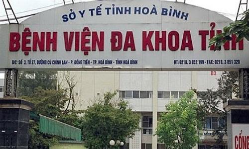5 nguoi chet khi chay than nhan tao tai Benh vien tinh Hoa Binh