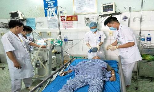 Tuyen Quang: Mot nguoi bi suy da tang vi... say nang