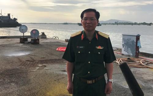 """""""Quyet tam tim kiem cac thuyen vien tau Hai Thanh 26 trong hom nay"""""""