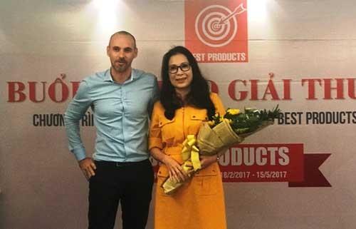 "NSUT Kim Xuan: ""Best Products se la thuong hieu tin dung cua moi nha"""