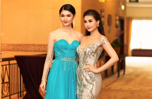 A hau Thuy Dung thi Hoa hau Quoc te o Nhat Ban-Hinh-3