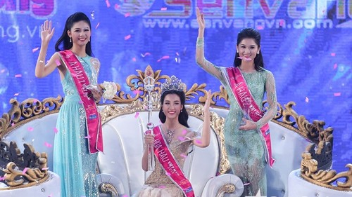 A hau Thuy Dung thi Hoa hau Quoc te o Nhat Ban-Hinh-9