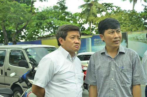 "PCT Hai muon ha chuc CT phuong vi de ""lot"" bai xe khong phep"