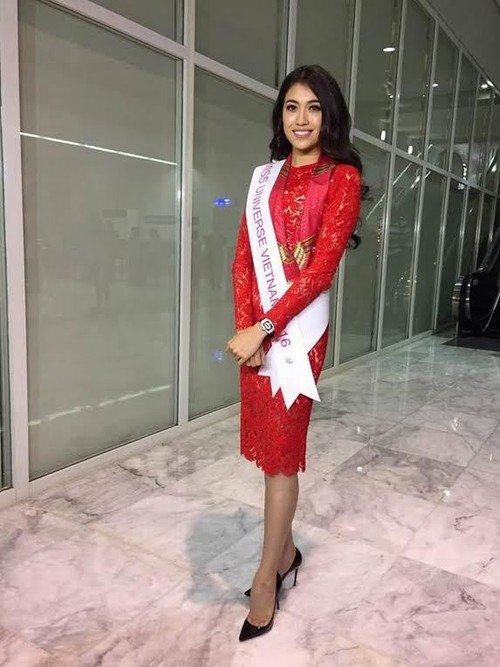 A Hau Le Hang bat ngo lot top 20 binh chon Miss Universe 2016-Hinh-10