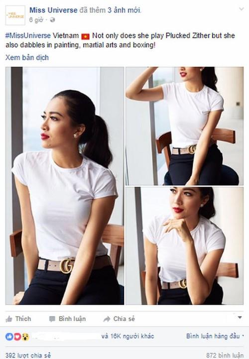A Hau Le Hang bat ngo lot top 20 binh chon Miss Universe 2016-Hinh-2