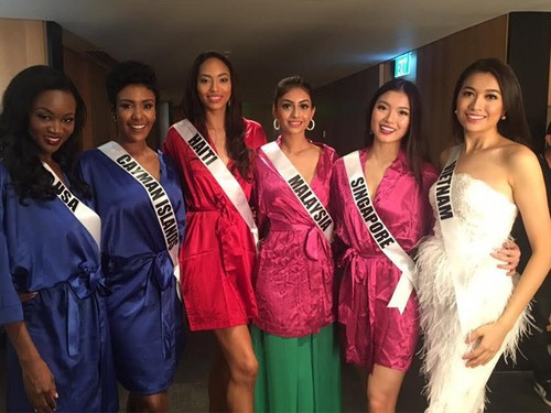 A Hau Le Hang bat ngo lot top 20 binh chon Miss Universe 2016-Hinh-4