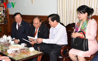 Thu tuong tham, chuc Tet tinh Quang Nam, Quang Ngai-Hinh-3