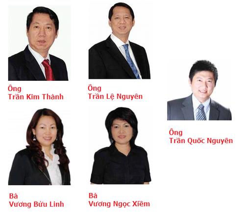 """Nhung """"tap doan gia dinh tri"""" noi tieng tai Viet Nam-Hinh-13"""