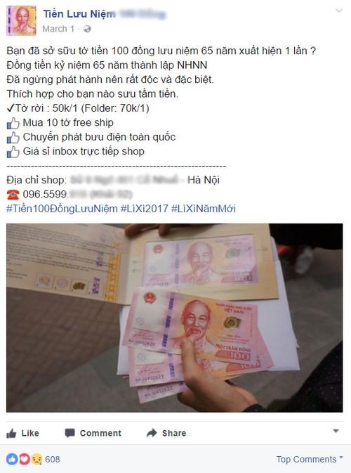 Tien giay 100 dong luu niem dat gap doi sau mot nam ra mat-Hinh-3