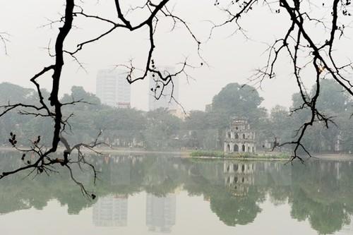Khong dong y dat bieu tuong rua vang tai ho Hoan Kiem