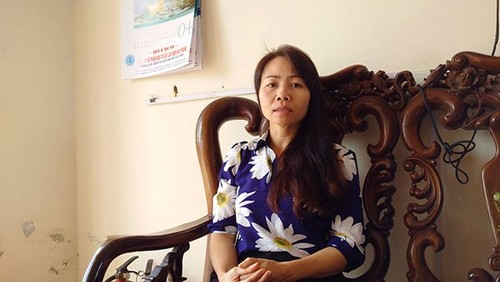 """Chuyen ky di ngo ngang tai lang """"xuat khau co dau"""" Hai Phong"""
