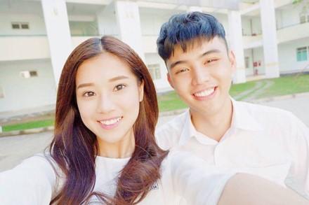 Chan dung hot boy sieu dien trai trong MV cua Hoang Yen