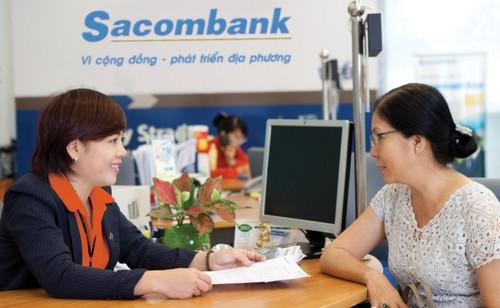 Vuong no xau khung, Sacombank con thiet hai tien ty vi sai pham