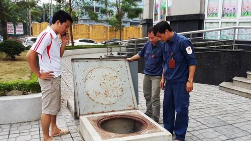 Hang loat vu dan Thu do khon kho vi mat nuoc ngay nang nong-Hinh-2