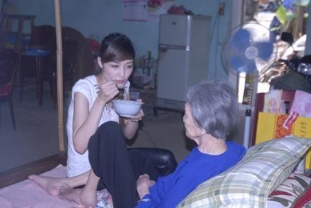HH My Linh, Thu Thao cat-se cao ngat van o nha don so-Hinh-27