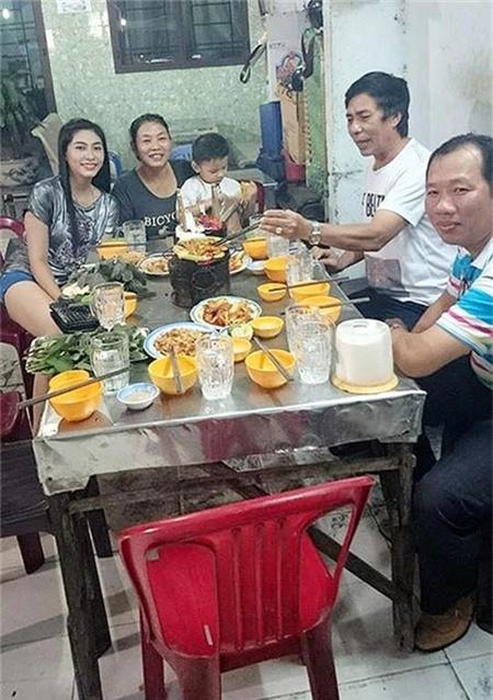 HH My Linh, Thu Thao cat-se cao ngat van o nha don so-Hinh-30