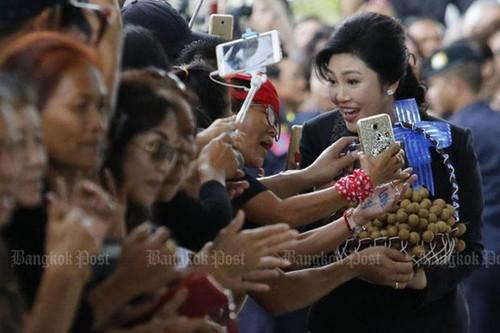 Tiet lo moi nhat ve vu ba Yingluck dao thoat