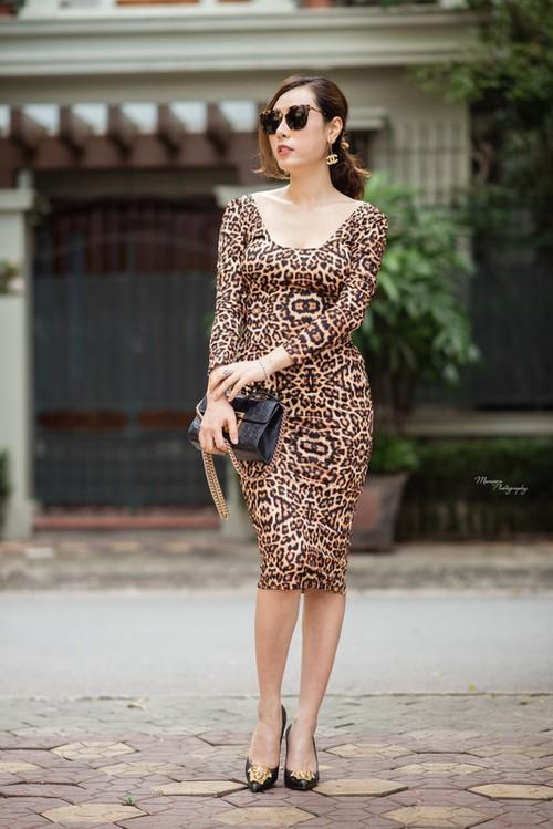 A hau Ngo Thuy Linh: Toi suy nghi 5 nam moi dam phau thuat mui!-Hinh-6