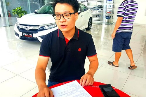 "Nhieu showroom Honda boi tin trong thuong vu CR-V ""dai ha gia""-Hinh-2"