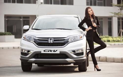 """Nhieu showroom Honda boi tin trong thuong vu CR-V """"dai ha gia"""""""