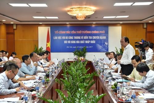 Bo Cong thuong cai cach, Thu tuong lap tuc bieu duong-Hinh-2