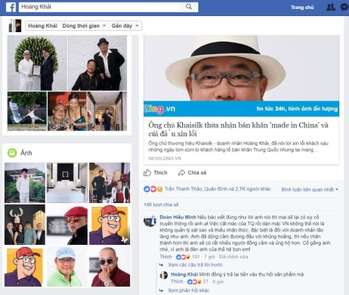 "Thua nhan ban khan ""made in China"", ong chu Khaisilk co loi gi?-Hinh-2"