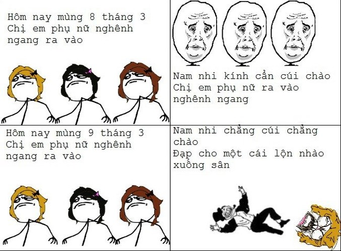 """Anh che """"kinh dien"""" ve ngay 8/3-Hinh-2"""