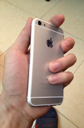 Dien thoai iPhone 6c vo kim loai, Touch ID lo anh thuc-Hinh-3