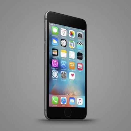 Dien thoai iPhone 6c vo kim loai, Touch ID lo anh thuc-Hinh-5