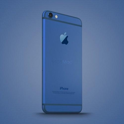 Dien thoai iPhone 6c vo kim loai, Touch ID lo anh thuc-Hinh-6