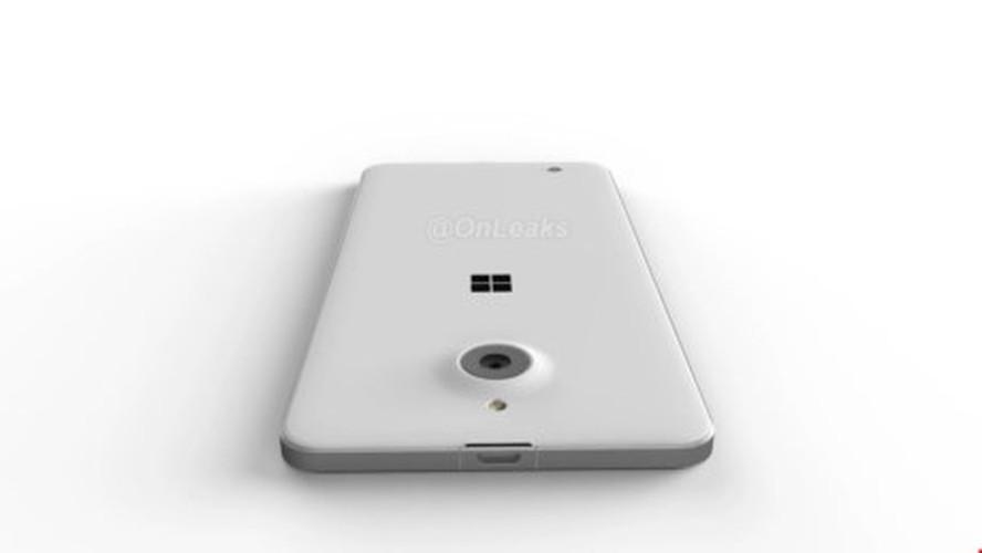 Can canh phac thao dien thoai Lumia 850 chay Windows 10 Mobile