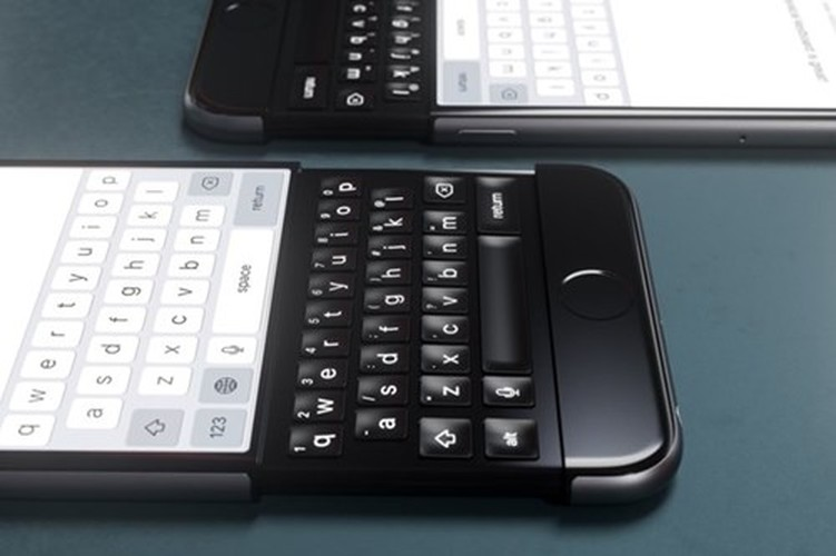 Ngam concept iPhone 7 ban phim QWERTY dang truot kich doc-Hinh-7