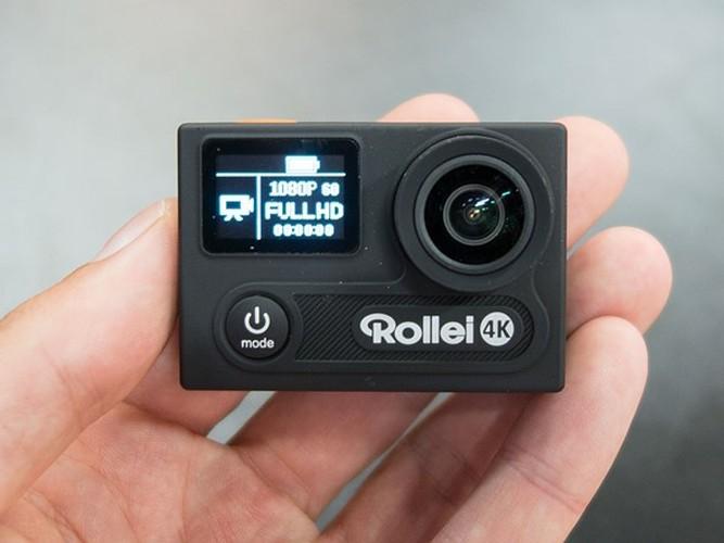 Tren tay camera hanh trinh Rollei Actioncam 430