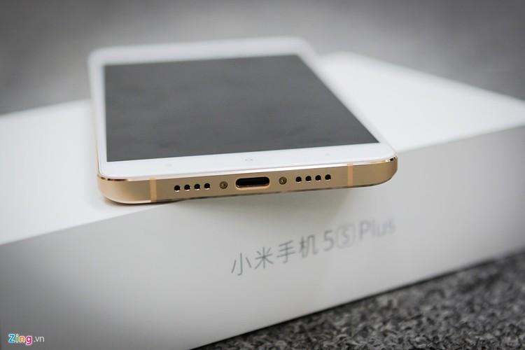 Soi ti mi dien thoai Xiaomi Mi 5s Plus dau tien ve Viet Nam-Hinh-8