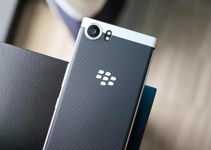 Anh thuc te ban mau BlackBerry Mercury voi ban phim QWERTY hinh anh 4