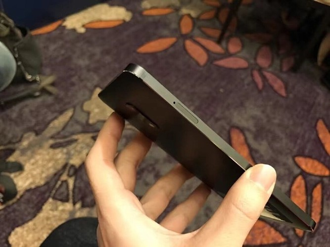 Anh thuc te Nokia 6: Thiet ke lai giua iPhone va Lumia-Hinh-5