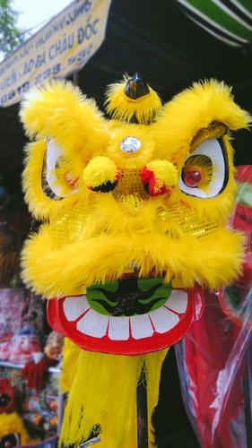 Bo anh Sai Gon ruc ro ngay giap Tet chup bang smartphone-Hinh-7