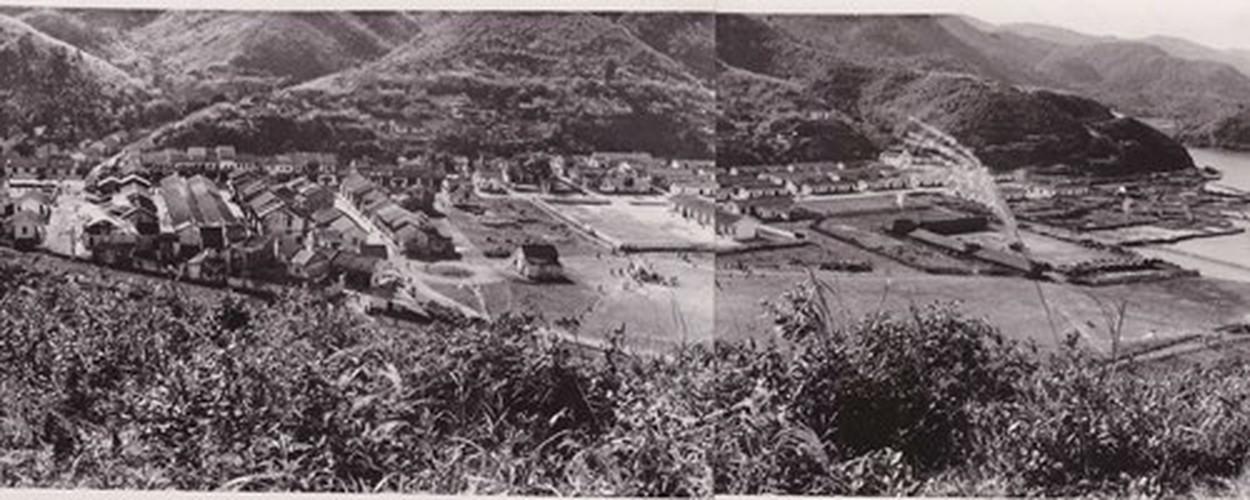 Anh hiem ve Cam Pha nam 1950 cua Robert Tison