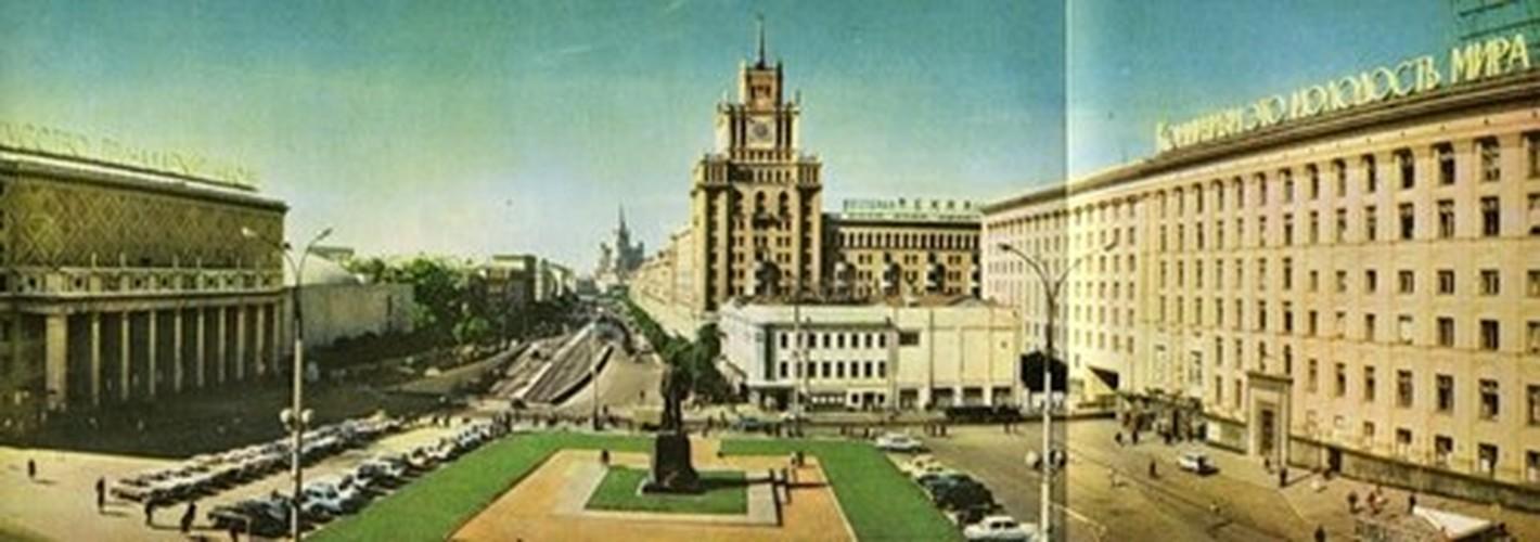 Moscow thap nien 1960 ruc ro trong anh cua pho nhay Canada (2)-Hinh-10