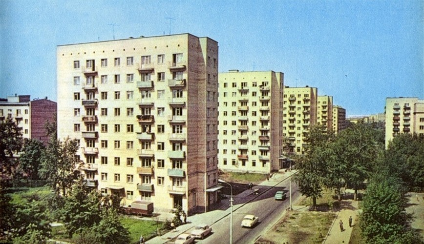 Moscow thap nien 1960 ruc ro trong anh cua pho nhay Canada (2)-Hinh-2
