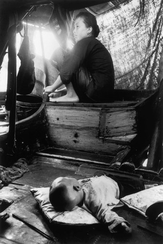 Anh hiem ve lang chai ngheo kho o Hong Kong nam 1952-Hinh-4